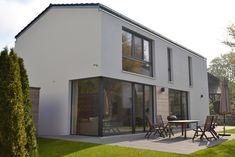 Holzhaus in Ismaning • Niedrigenergiehaus • 174 qm Wohnfläche • Baujahr 2014