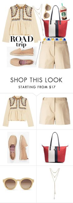 """#24"" by aijan-atto ❤ liked on Polyvore featuring Isabel Marant, MICHAEL Michael Kors, Tommy Hilfiger, STELLA McCARTNEY and SUGARFIX by BaubleBar"
