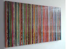 Epoxy Resin on wood. Markus Linnenbrink.