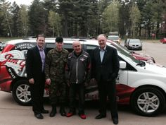 A new van for the MFRC