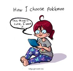 How I Will Choose My Starter