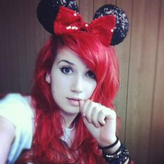 Louna Maroun, Red Hair Maintenance - a great tutorial on red hair