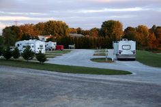 Mayberry Campground at Mount Airy, North Carolina