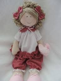 Resultado de imagen para muñecas dani fressato moldes