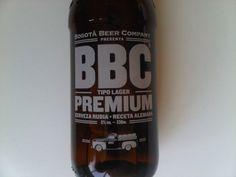 BBC Premium Lager