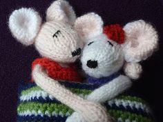 Franciens Muizen: Two little mice