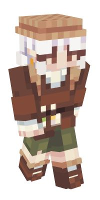 Minecraft Skins Animals, Minecraft Skins Kawaii, Minecraft Anime, Minecraft Characters, Minecraft Pixel Art, Minecraft Creations, Minecraft Projects, Minecraft Crafts, Minecraft Designs