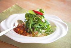 강된장 채소 비빔밥
