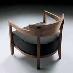 . Modern Armchair - Contemporary White Armchair - Leather Armchair - Swivel Armchair | SwitchModern.com