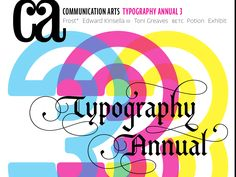 typography annual