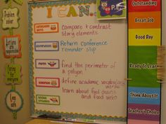 I can: Common Core board