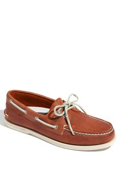 e7dc167d980 Sperry Top-Sider®  Authentic Original  Salt Stained Boat Shoe available at