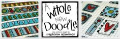 """$24.99 """" A Whole New Doodle"""" Class In A Brand New Home....The wait is finally over and registration is now open!"""