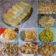 Rozi Erdélyi konyhája: Húsvéti sós sütemény ajánló Apple Pie, Fondant, Food And Drink, Menu, Bread, Kitchens, Menu Board Design, Brot, Baking