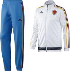 [FOTOS] Así vestirá la Selección Colombia durante la Copa América 2015 | Pulzo.com
