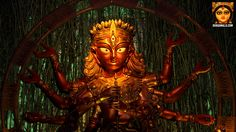 Durgapuja pictures of Shiv Mandir, kolkata Maa Durga Image, Durga Maa, Kali Hindu, Durga Images, Mobile Wallpaper, Samurai, Buddha, Statue, Pictures Images