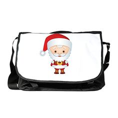 Truly Teague Laptop Notebook Messenger Bag Christmas Cuties Santa Claus electronic gifts for women Electronic Gifts, Christmas Bags, Notebook Laptop, Gifts For Women, Messenger Bag, Santa, Backpacks, Electronics, Accessories