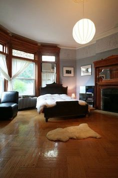 I'm looking for ideas for modern living in a historical home, and sharing some of the interesting inspiration I've found. Modern Victorian, if you will.