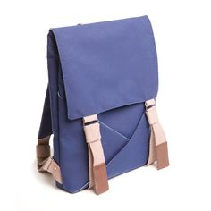 b1841319f7 Blue backpack - Kag Packs and Cases is a young Budapest-based baggage brand.