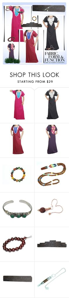 Comfortable Kaftan's by tarini-tarini on Polyvore featuring Vera Wang, bracelet, kaftan, sale, nightsuit and offer