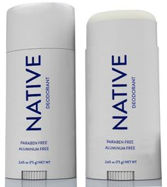 this deodorant changed my life!