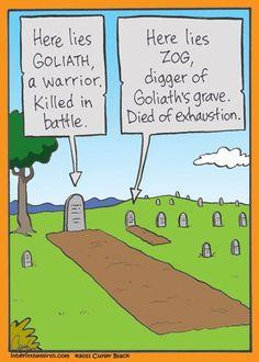 :) Love biblical Christian humor