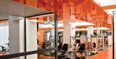 interior design weight rooms - Google Search