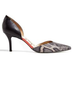 c608025939753 Skin Sam Edelman Black Multi Snake Opal Shoes