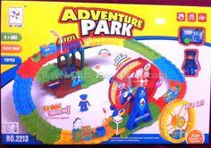 ของเล่นเด็ก รถไฟสวนสนุก หมดค่ะ ~ 459.00 บาท >>