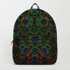 Biology Modern Backpack by Scar Design. #backpack #modern #style #green #society6 #summerbackpack #campus #campusbackpack #backtoschool #schoolbackpack #teenagergifts #giftsforhim #giftsforher #highschoolbackpack
