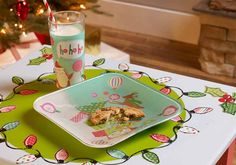 Decoupage - Milk & Cookies for Santa from Mod Podge Home for the Holidays Week 7