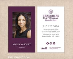 Order berkshire hathaway business cards free shipping design order berkshire hathaway business cards free shipping design templates berkshire hathaway business cards pinterest real estate business cards and colourmoves