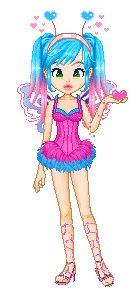 Candy Doll Animadas: Candy Carnaval Animadas