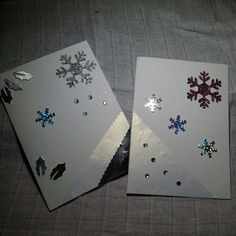 #Christmas #card #crafts