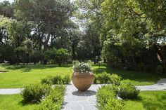 Italian Garden of Villa Agnelli