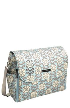 The Petunia Pickle Bottom Diaper Bag for Twins