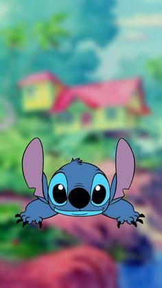 Lilo Y Stitch, Disney Stitch, Disney Fanatic, Cute Disney Wallpaper, Backrounds, Wallpaper Backgrounds, Pikachu, Alice, Kawaii