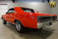 Secure Auto Shipping Inc This is how we Rock. #LGMSports transport it with http://LGMSports.com 1967 Chevelle SS