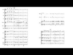 Shostakovich - Waltz 2 from the Jazz Suite No 2 (with score) - YouTube