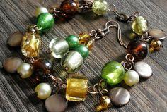 Smell The Autumn Leaves Designer Earrings, Autumn Leaves, Beaded Bracelets, Ideas, Jewelry, Art, Art Background, Jewlery, Fall Leaves