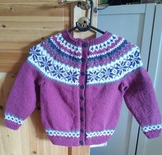 Nancykofte, 6 år Ravelry, It Is Finished, Knitting, Projects, Sweaters, Crafts, Fashion, Knitting Machine, Tejidos