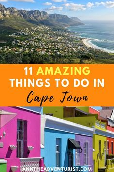 Cape Town should be on your bucket list. It has picturesque landscapes, history, culture, great food scene, and so much to do. No wonder it was voted as one of the best cities in the world. Read more to see why. #ThingstodoCapeTown #BestofCapeTown #VisitCapeTown #VisitSouthAfrica #CapeTown #SouthAfrica #Africa