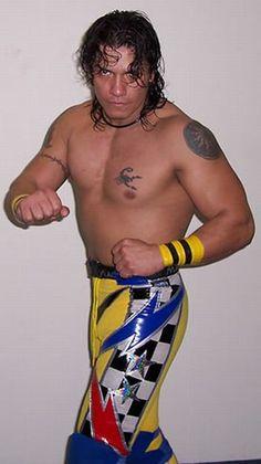 Mexican luchador Heavy Metal