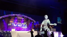 Spectacular openingsact at IcG Innsbruck 2016.