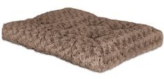 Midwest Quiet Time Pet Bed Deluxe Tan Ombre Swirl FITS 24-inch