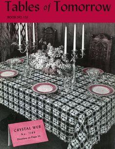 Tables of Tomorrow | Book No. 135 | The Spool Cotton Company