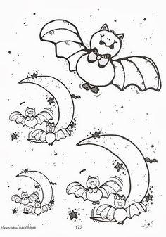 carson dellosa halloween coloring pages - photo#22