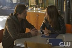 Beauty and the Beast -- Out of Control -- Pictured (L-R): Jay Ryan as Vincent and Kristin Kreuk as Catherine  -- Image Number: BB105b_0055.jpg -- Photo: Sven Frenzel/The CW --  2012 The CW Network, LLC. All rights reserved.