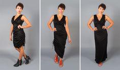 Climate-Change Travel Dress - Wonder if I could make something like this....