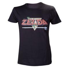 Camiseta Logo - The Legend Of Zelda